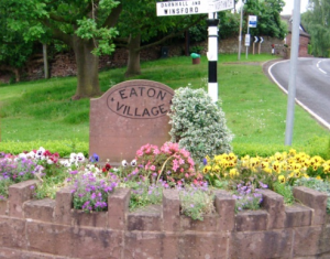 Eaton Village, Cheshire